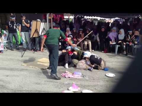 UiTM Medic : Flash Mob for Rohingya