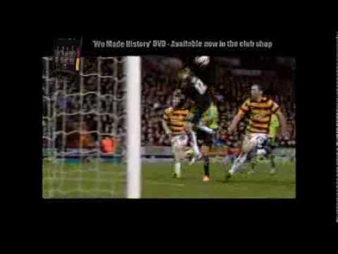 Bradford City vs Aston Villa - Andreas Weimann Goal