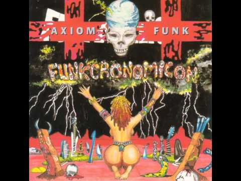 Axiom Funk - Sacred to the Pain (Eddie Hazel&Umar Bin Hassan) [Lyrics]