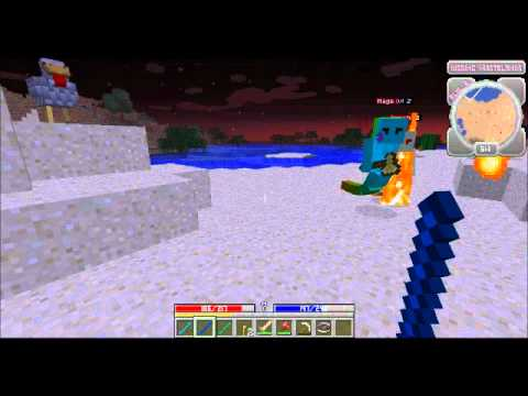 Minecraft Hack Slash Mine