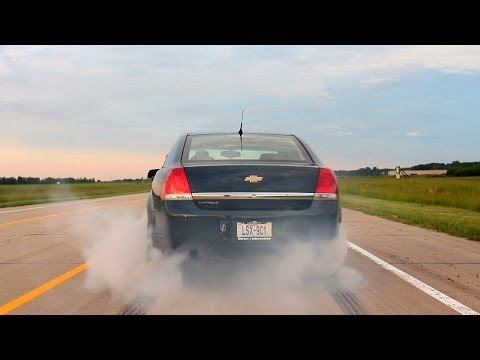 Procharged Caprice PPV getting rowdy!  LSX-9C1