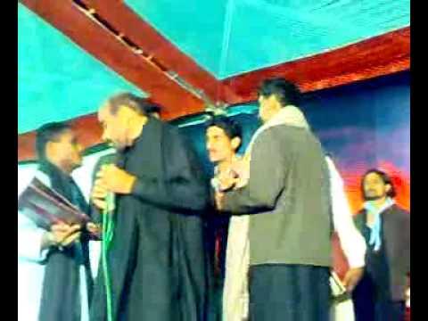 Mukhtiar Ali Sheedi Mihon Khan Rind Nawab Shah 22 Moharam 2010 2011 video