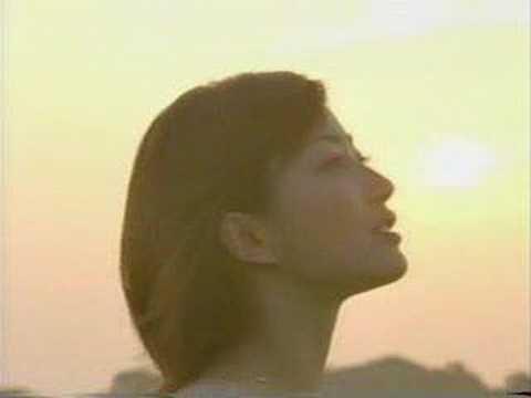 菅野美穂 8 120年前誕生篇<♪グリーグ「ペールギュント第1組曲『朝』」> (0710)