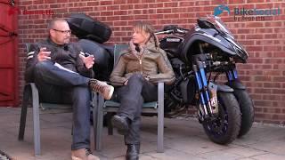 Yamaha Niken pillion review | Is it the best touring bike?