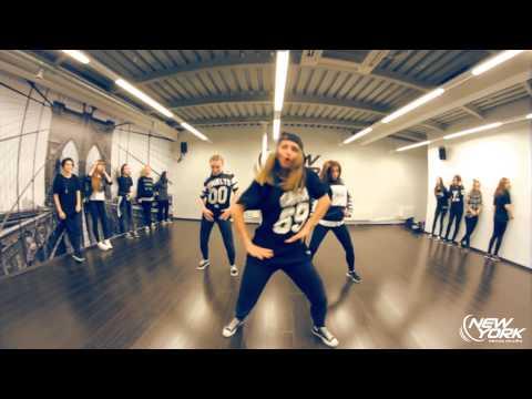 JANE V-MUCCESS MAKSIMOVA | HIP HOP INTENSIVE | NEW YORK DANCE STUDIO