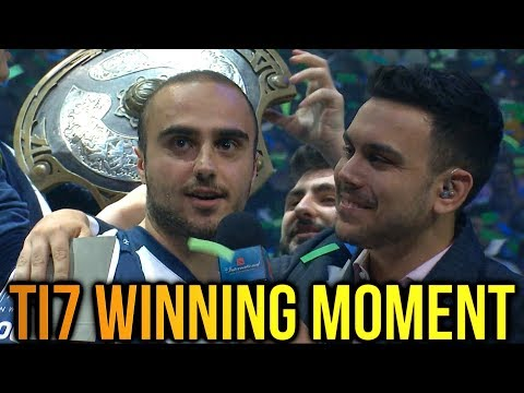 TI7 Winning Moment- Team Liquid► First 3-0 Grand Final in Dota 2 TI History