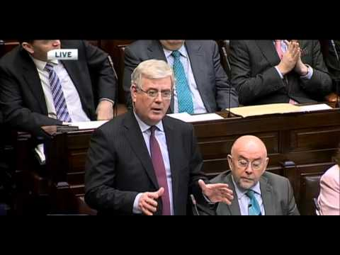 Gilmore accused of selling out Connolly's legacy with attack on public sector workers