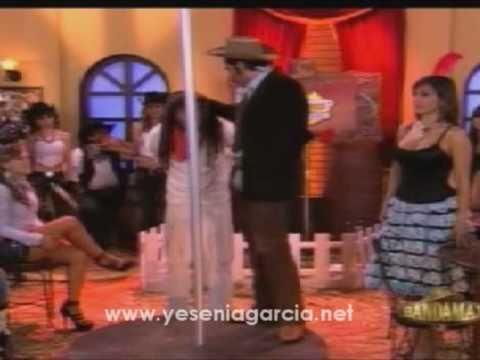 La Cantina del Tunco, Concurso de tubo con Yesenia Garcia