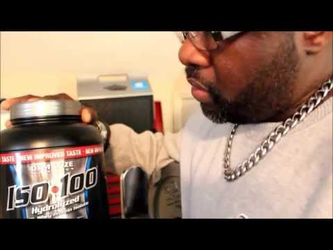 Dymatize Nutrition ISO-100 Protein Supplement Review 2014