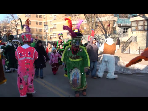 LOS CHINELOS EN NEW YORK 2011