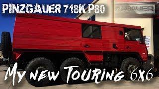 Pinzgauer 718K 6x6 | My new Ultimate Touring Vehicle | ALLOFFROAD