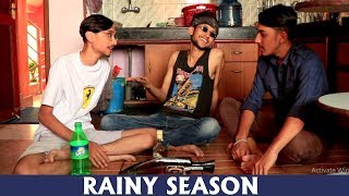 RAINY SEASON - Comedy Video || HahahaTV Nepal