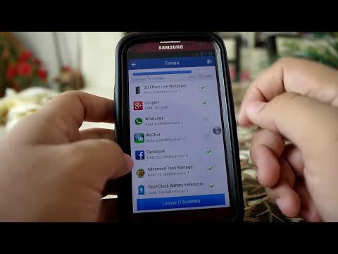 (*)4 Aplicaciones Para Mejorar La Fluidez, Bateria Y Rendimiento-Android