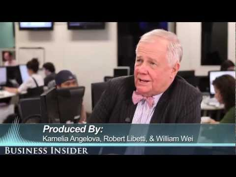 Jim Rogers: Not a Good Time to Buy US Stocks, Gold & Crude Oil Going Much Higher