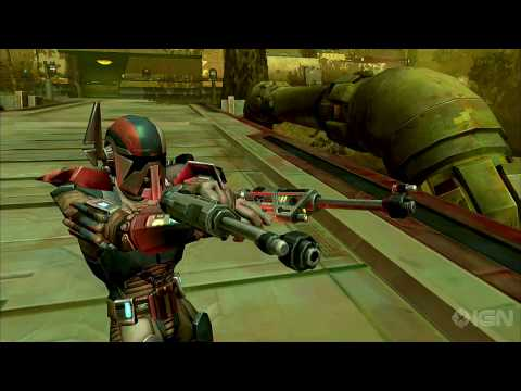 Star Wars: The Old Republic - Combat