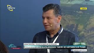 Agroexpo 2019 - Demet TÜRKOĞLU ve ERKAN ÖZDOĞAN / Çiftçi TV