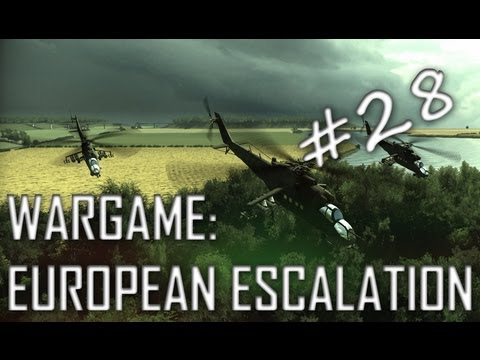 Wargame: European Escalation Gameplay #28 Aggressive Special Forces (Hells Highway, 1v1)