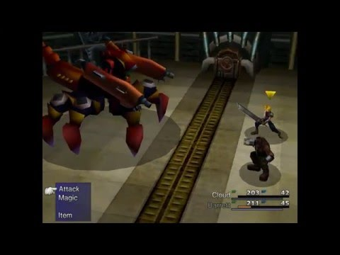 【1】 Final Fantasy VII BOOTLEG 『Assault on Mako Reactor No. 1』