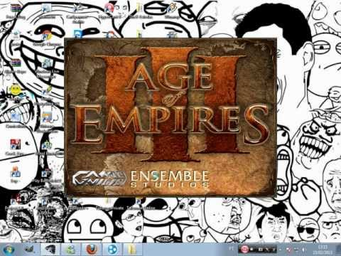 Age Of Empires 3 - Como mudar o Level da [Metrópeles+Liberar Cartas]