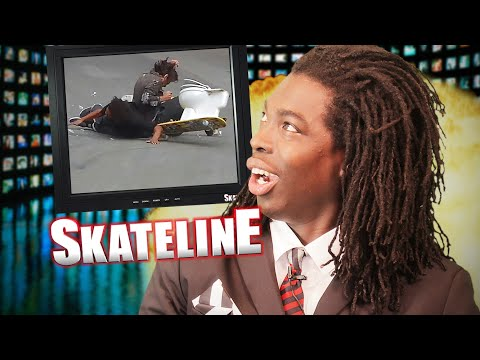 SKATELINE - Grant Taylor, King Of The Road, Kirchart Vs Toilet, 32 Stair Feeble & More