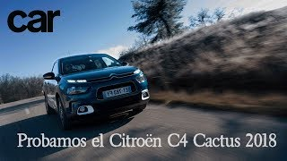 Citroën C4 Cactus 2018 | Prueba / Test / Review en español | Revista Car