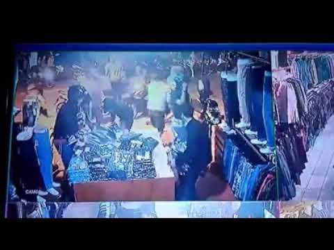 Penjarahan 3 Toko Baju Oleh Gangster di daerah Depok 24 Desember 2017 (Part 2) thumbnail