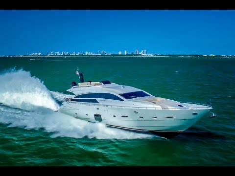 Yacht For Sale - Pershing 92' Motor Yacht - Excellence IV