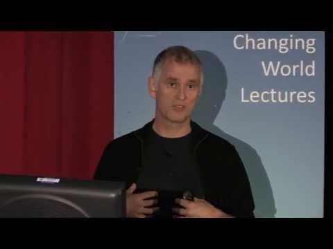Prof. David Robertson - The Data Revolution in Global Healthcare