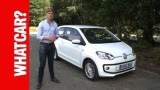 Volkswagen Up long-term test - second report - What Car? 2013