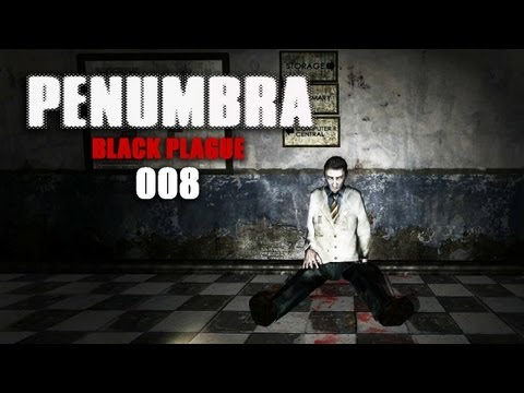 PENUMBRA: BLACK PLAGUE #008 - Das Archaikum [Facecam] [HD+] | Let's Play Penumbra