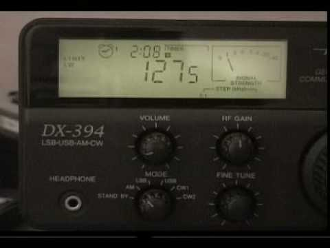 Realistic RadioShack DX-394  ~0-150 kHz.