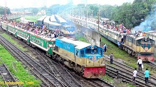 Tista Express: Dhaka to Dewanganj Train of Bangladesh Railway