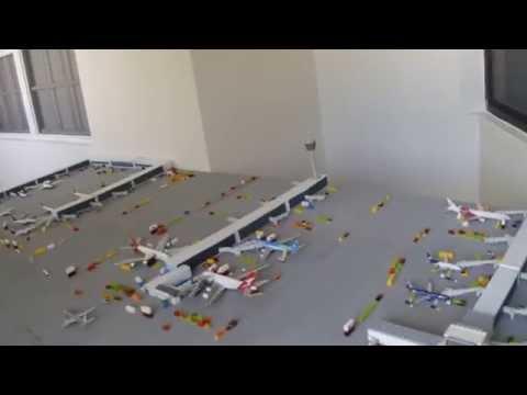 Model Los Angeles International Airport Update #2 Lots of News
