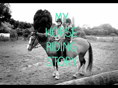 My Horse Riding Story- 6 years