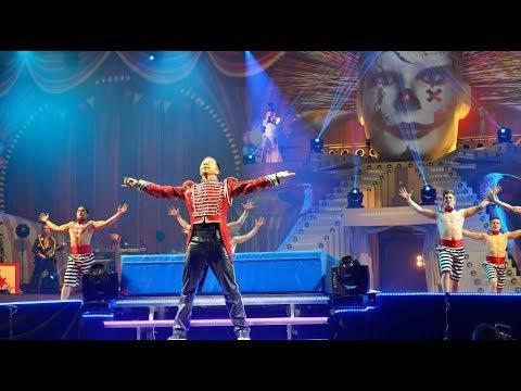 Dj Bobo - Circus Tour 2014 - Take Control (dvd blu-ray) video