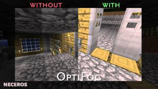 Minecraft & Youtube - OptiFine - No More Dark Videos! Brighten Minecraft