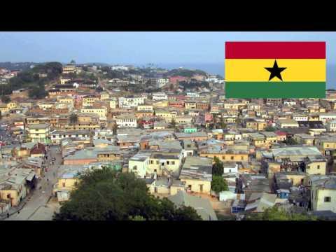 Ghana National Anthem lyrics
