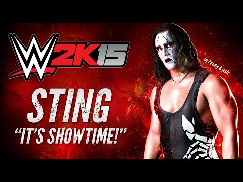 Wwe 2k15 - Sting's Entrance video