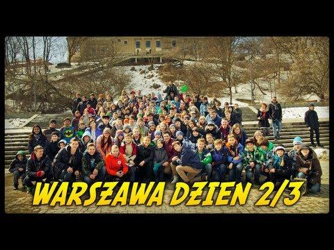 Warszawa Z Pingwinem - Dzien #2/3 (Polski Pingwin W Warszawie 2013)