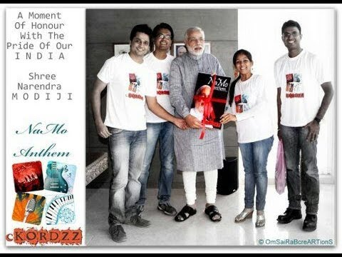 Namo Anthem - The Best Ever Song On Narendra Modi Ji video