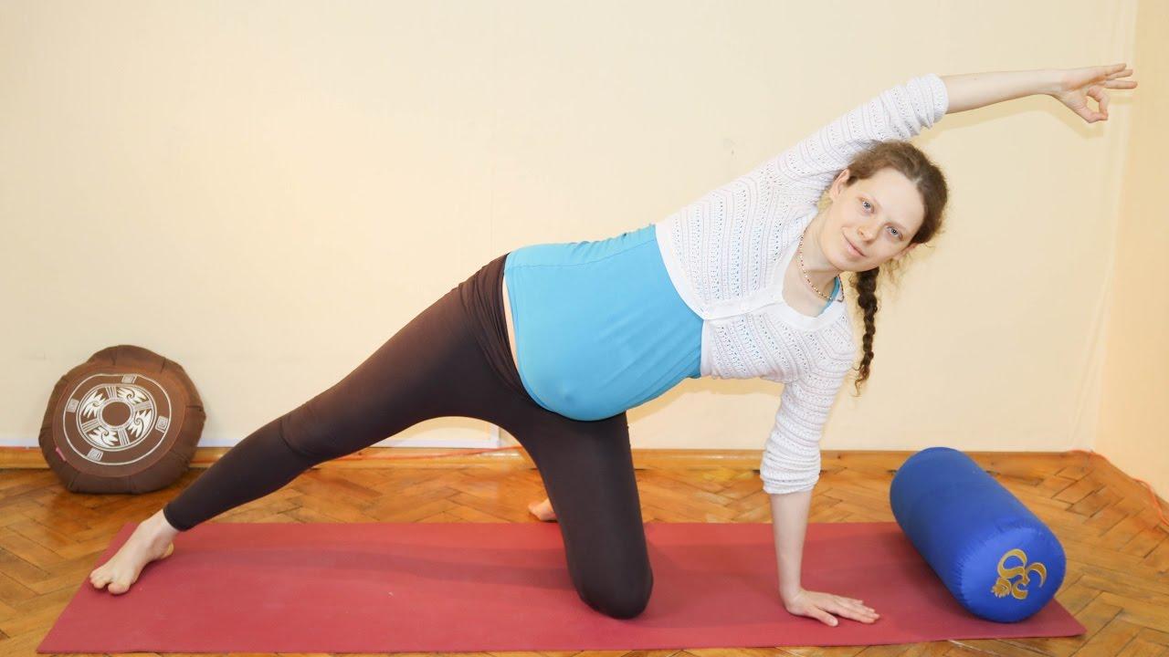 Отрадное йога для беременных 77