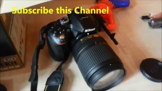 Nikon D5300 Unboxing (Hindi) - This the Best Beginner DSLR