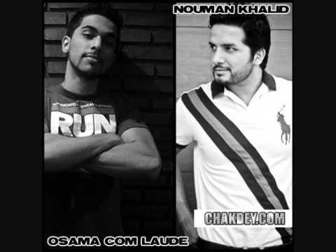 Nouman Khalid - Desi Thumka feat Osama Com Laude