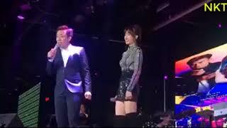 Trấn Thành Hari Won biểu diễn siêu tình cảm ở Hoa Kỳ ngày  27.5.2018