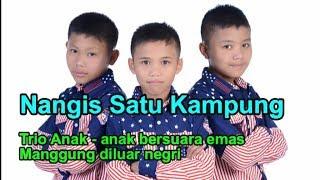 Download Lagu Trio Anak Anak Ini Bikin Nangis Satu Kampung Gratis STAFABAND