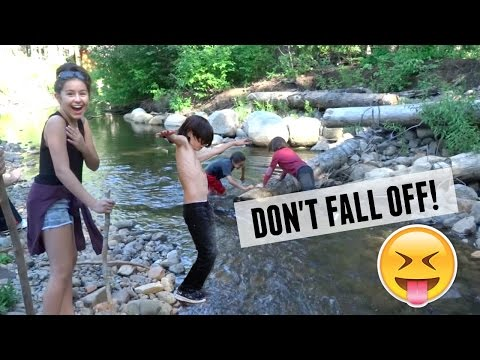 Dont Fall Off !! | Tahoe Vlog Day 5 | Sierra