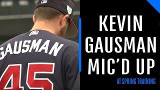 Mic'd Up: Kevin Gausman at Braves spring training