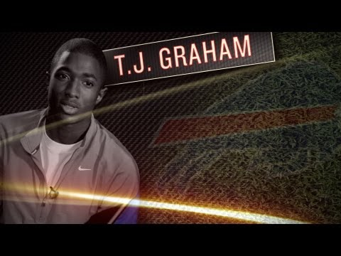 T.J. Graham Interview - Bills Rookie WR