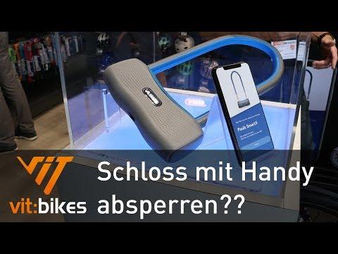 Das smarte Abus Schloss! - vit:bikesTV Eurobike Spezial 121