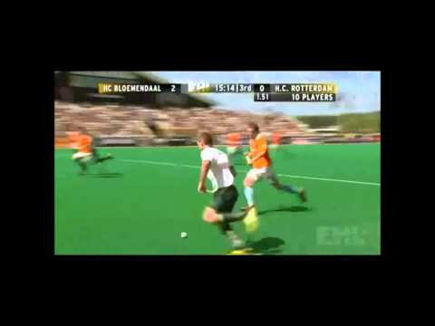 Amazing Field Hockey Goals, Skills And Tackles